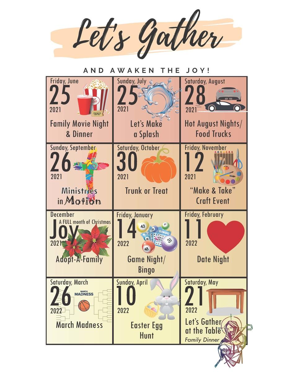 Calendar 8x11