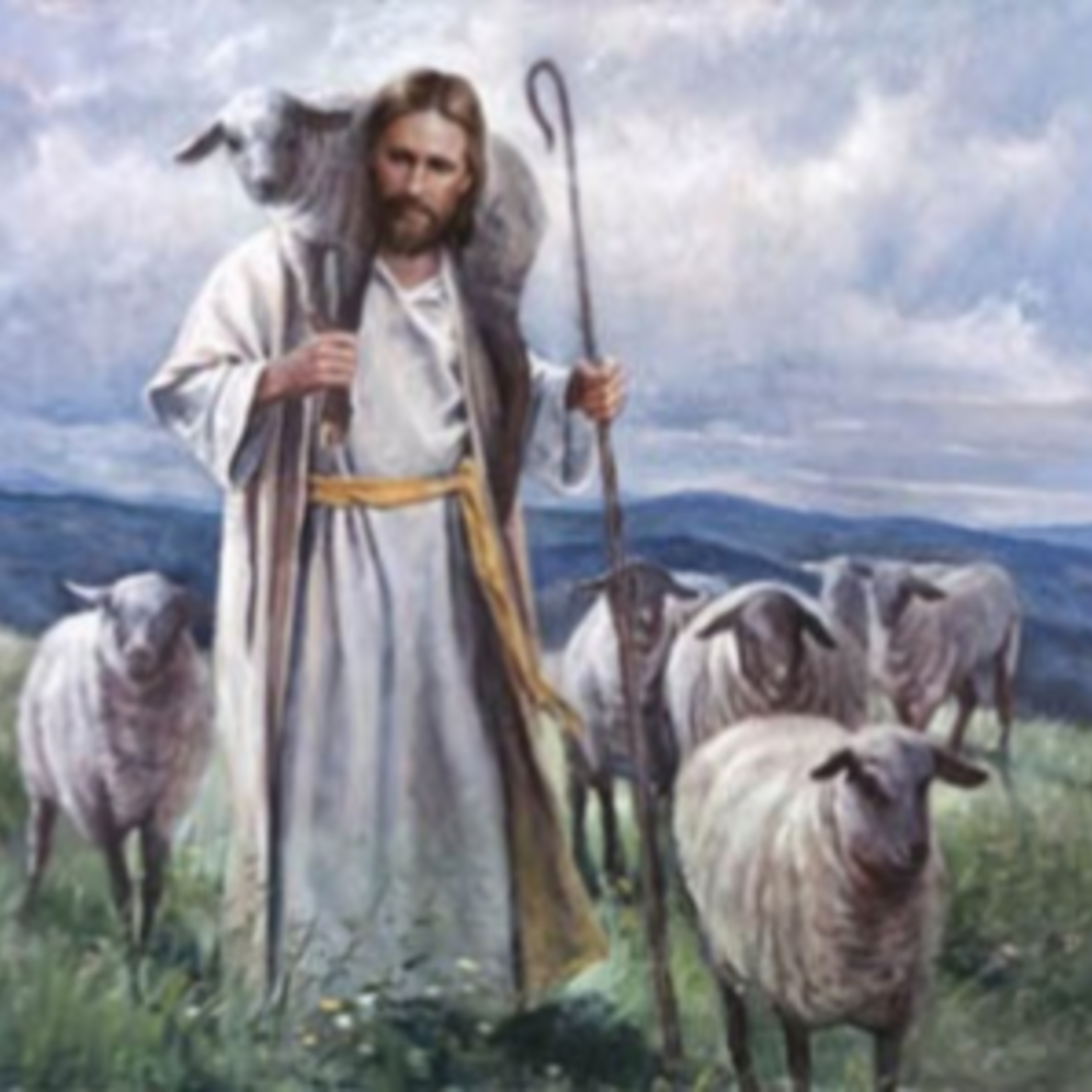 Good Shepherd Clip Art