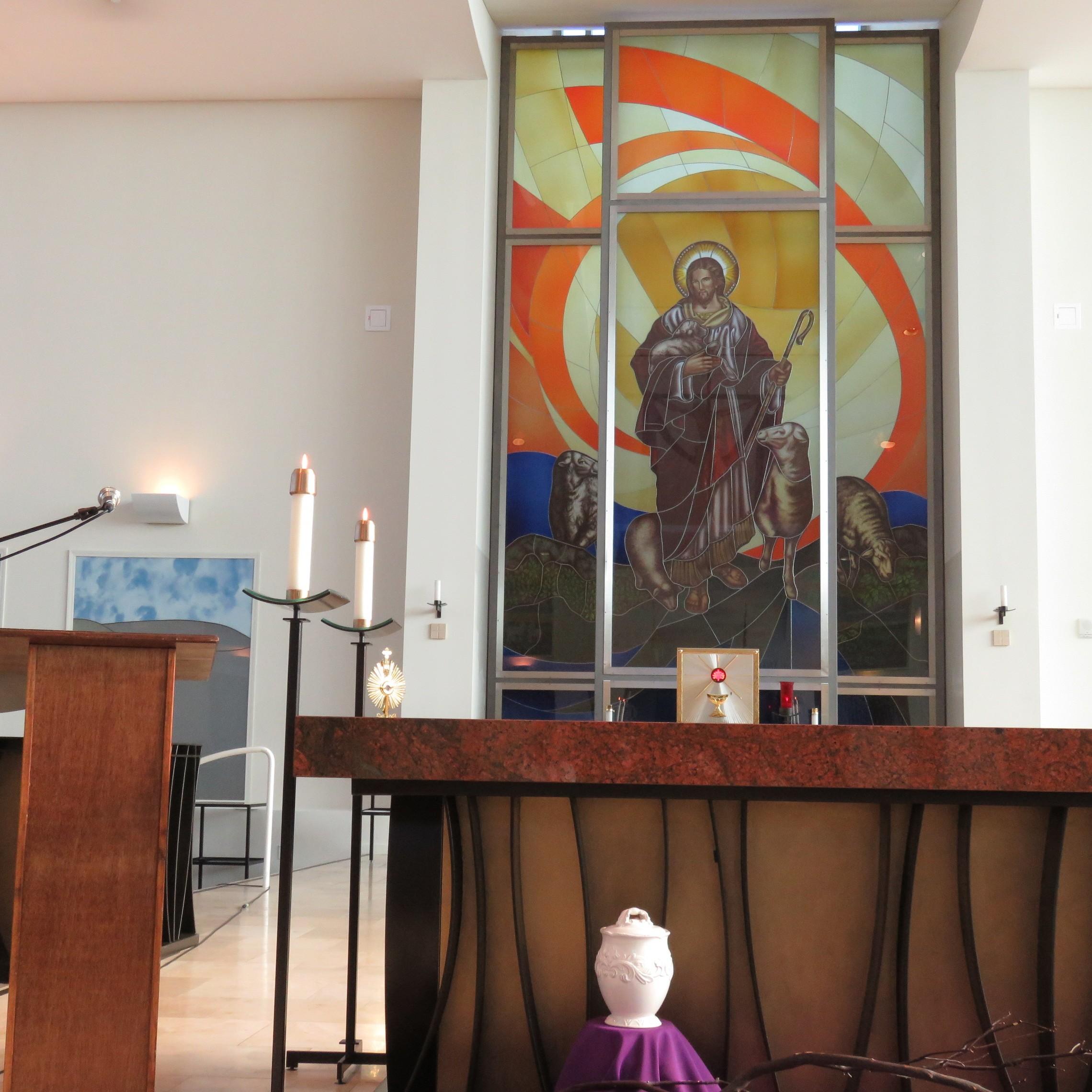 Gscc Altar Lent